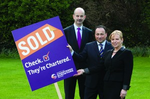 Society of Chartered Surveyorts Launch. Picture Fennells