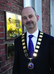 New SCSI President.  Picture fennells