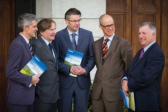 The SCSI/Teagasc Land Market Review & Outlook 2015 report