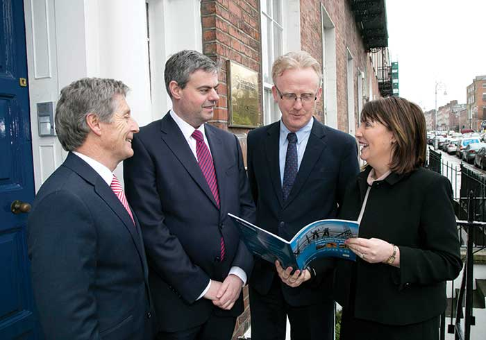 Launch of construction report