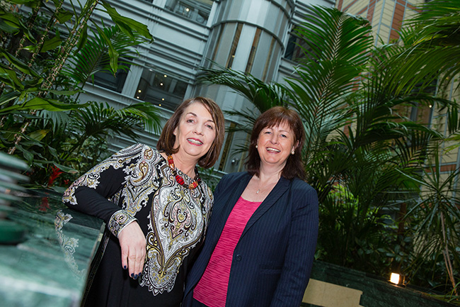 Maeve Hogan Property Services Regulatory Authority with Patricia Byron