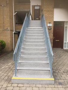 Acrylicon External Steps